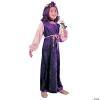 Flower Princess Velvet Child Medium